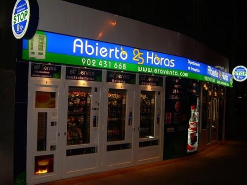 Aberto 25 horas - BILBAO - C/ LUISBRIÑAS