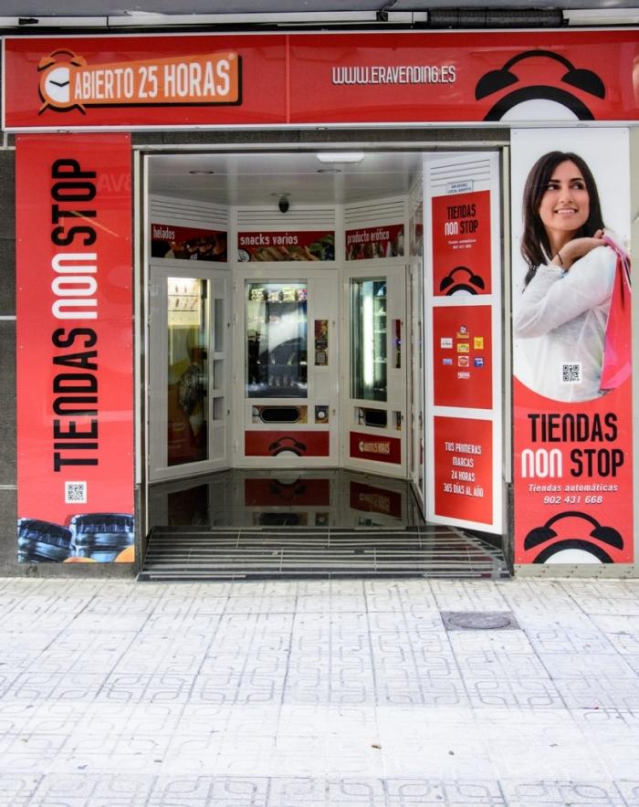 Loja Aberto 25 horas Almuñecar - Granada