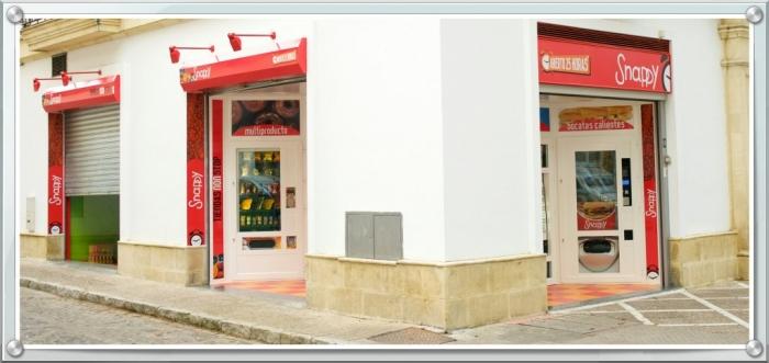 Loja Aberto 25 Horas Jerez de la Frontera - Cádis
