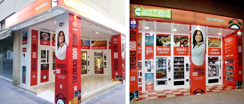 Loja Vending 24 Horas em Vila Real