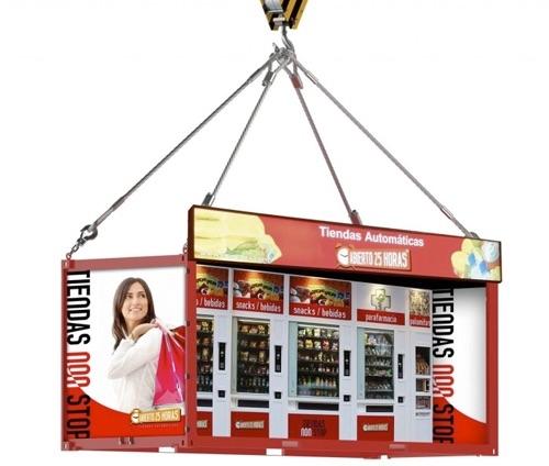 Máquinas de Vending Portugal