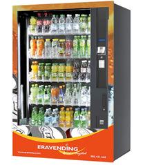 Máquinas Automáticas Vending de Bebidas Frías Refrescos em Portalegre