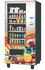 Máquinas Automáticas Vending de Snacks, Bebidas y Chuches em Portalegre